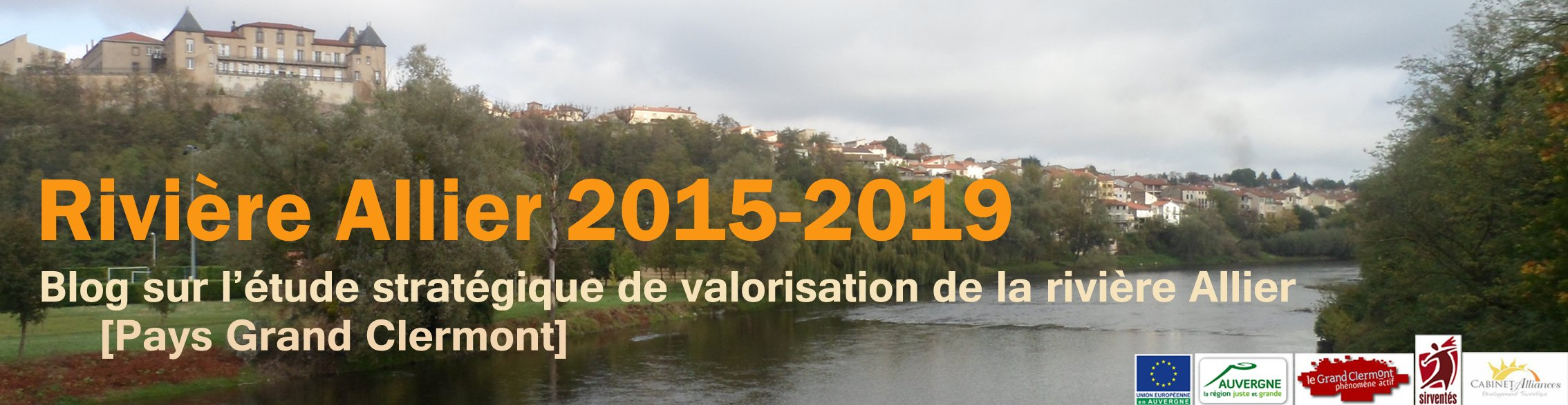 Riviere Allier Grand Clermont